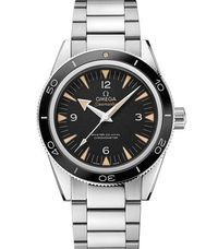 Review Omega Seamaster 300 Master Co-Axial Watch