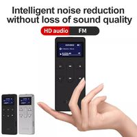 Q32 Lossless MP3 Music Player with Earphone FLAC APE E-book FM Radio Recording Music Player