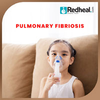 Pulmonary Fibrosis, also known as lung fibrosis, is a lung disease caused when lung tissues are damaged and scarred. The scarred lungs make the individual