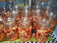 Step by step tutorial on canning Seasoned Beans. These beans can be used in any recipe that you use beans in. Hamburger soup, Mexican type meals, like burritos or tacos. Or right from the jar through the food processor to make them smooth and use as a ...