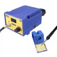 DINGKE 936D ESD Soldering Station LED Digital Solder Iron Desoldering Station BGA Rework Solder Station