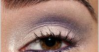 For eyes, start by applying Eye Spackle as your eyeshadow base all over the eye area with the 249. Using the 239, apply Prance eyeshadow all over the inner two-thirds of the lid. Lightly blend Top of the Posh eyeshadow onto the outer corner with the 239. ...
