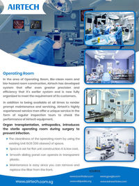 Operating Room Equipments Supplier