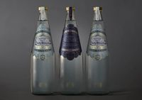 Marx Design was tasked with creating a superior still and sparkling water brand that would be sold exclusively sold in restaurants across China and New Zealand.