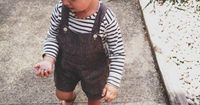 LINEN SUNSUIT | probably the best outfit ever-This is so cute!