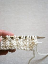 Brioche Stitch - Knitting Tutorials: Purl Bee. The best tutorial I've found yet. Easy to work through and after a couple of rows you are on your way!!