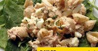 Tuna past salad - A Creamy Pasta Salad That Will Actually Fill You Up