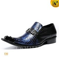 CWMALLS® Madrid Pointed Toe Leather Dress Shoes CW708203 [Patented Product, Personalized Gift]
