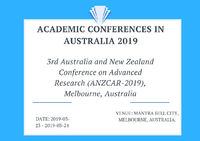 Academic Conferences in Australia 2019-Apiar