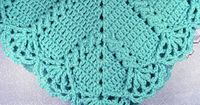 Ravelry: Granny Twist Car Seat Baby Afghan pattern by the Jewells Handmades