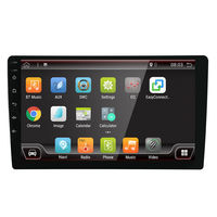 YH-618 10 Inch 2 DIN for Android 9.0 Car Stereo Radio Player 8 Core 4+32G Touch Screen 4G bluetooth FM AM RDS Radio GPS