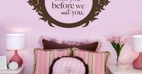 So sweet for a baby room & love the saying for scrapbooks ;)