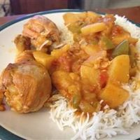 Jenny's Cuban-Style Slow-Cooker Chicken Fricassee Allrecipes.com