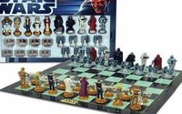 United Labels Star Wars Chess Set / Chess Game Board with Star Wars Figurines Chess Pieces (Game Board Size 17`` x Star Wars Chess Set / Chess Game Board with Star Wars Figurines Chess Pieces (Game Board Size 17 x 17) by United Labels [Toy] &#...