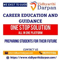 Vidhyarthi Darpan a single educational platform that brings school, coaching, colleges, universities, etc. under one roof to full fill all requirements of an educational organization and student in both rural and urban areas.