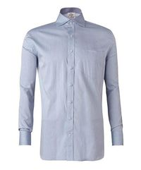 Blue and Grey Chambray Cotton Shirt Combo �'�2098.00