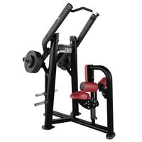 Find now online Front Pulldown HOLYLAND-8004 at Ntaifitness with best prices. Visit here & get the right Plate Loaded Front Pulldown Machine gym equipment for your strength training facility. For more info call at +86-0534-5088836, +86-0534-5088839. h...