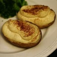"""Creamy Twice-Baked Potatoes by tplbml 