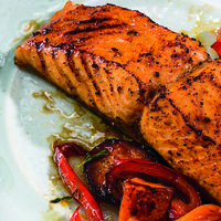 Asian Salmon Delicious Cleansing Recipes | Women's Health Magazine