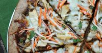#WeightWatchers Friendly Recipes: Thai Chicken Pizza