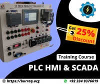 The training is providing by the most expert and proficient instructors in the Engineering field. In the training sessions of PLC, you will get hands-on training on live projects. All fresh graduates, young engineers, and professionals are invited to join...