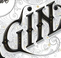 In our typography galleries we've gathered last weeks findings of nice text based designs using typography, calligraphy and lettering.If you would like to send