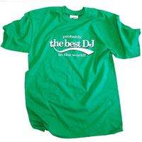 Men`s Clothing DMC The Best DJ Green T-Shirt DMC The Best DJ Green T-Shirt:: DMC Probably Do The Best T-Shirts In The World...:: Short sleeve loose fit t-shirt http://www.comparestoreprices.co.uk//mens-clothing-dmc-the-best-dj-green-t-shirt.asp