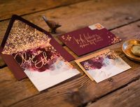 We are gearing up for the season with some gorgeous fall wedding inspiration here. Without further delay, here's your ultimate guide to fall wedding colors.