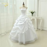 Fabulous A-Line Wedding Gown $164.99