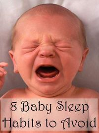 "Another poster said ""Eight common practices that cause problems sleeping through the night, and how to avoid them. hey New mommies out therepostTHIS!! This is exactly how I have put my baby to sleep, she is 18 mos now and she practically puts her self..."