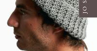 Free Patterns - k6 ribbed beanie