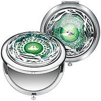 Sephora: Disney Collection : Ariel Set the Mood Compact Mirror : makeup-mirrors-magnifying-mirrors