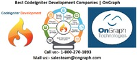 Best CodeIgniter Development Companies | OnGraph  OnGraph is the best Codeigniter Development Services provider Company Noida & Jaipur, India. It is a leading mobile and website development and designing company with a team of highly skilled develop...