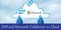 Microsoft Corp. and SAP SE have been working collaboratively for some time. The partnership strengthens as they decide to unite in the cloud.