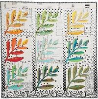 """""""The Best Applique Sampler Ever"""" from Piece O' Cake Designs for C&T Publishing"""