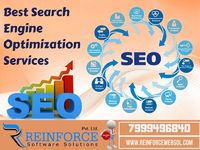 Do you want to hire Affordable Search Engine Optimization Services? We at Reinforce Software Solutions offers Best Search Engine Optimization Services in India and USA. Our SEO team have years of experience and knows every technique to optimize your websi...