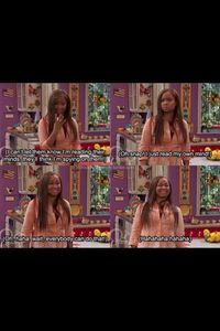 I love That's So Raven, I wish it would come back on TV.