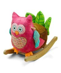 Look at this #zulilyfind! Owlivia the Owl Rocker by Rockabye #zulilyfinds