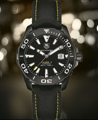 "Extreme Sport �€"" Tag Heuer Aquaracer WAY218A.FC6362 Review"