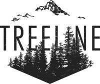 This is my favorite. The trees and mountain combo is so cool. It kinda has a hexagonal shape but the lettering breaks it up and I think it's great.