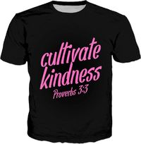 Cultivate Kindness T-Shirt $29.00