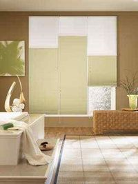 """Your window covering is easy now as you have every feature in one Shade and that is '�'��""""CrystalPleat Graber® Light Filtering Single Cellular Shades.'�'� The CrystalPleat light filtering Shades by Graber are the perfect window c..."""