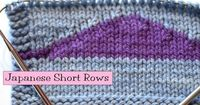 Knitting Help - Japanese Short Rows