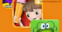 Mom and kid-approved apps to help your child learn to read. Available for a variety of devices!