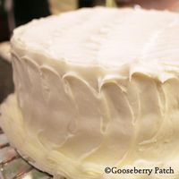 Gooseberry Patch Recipes: Classic Carrot Cake with the best Cream Cheese Frosting