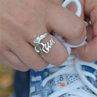 Running is a lifestyle we runners love. Celebrate your sport and love of running with this handcrafted sterling silver adjustable ring.