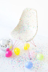 Studio DIY x Modernica Confetti Chair (No longer available - diy?)