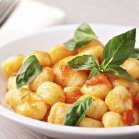 If you've ever tried to make homemade potato gnocchi, you know how difficult it is to prevent them from turning into dense, chewy little balls instead of the pillowy pasta you crave. There's just one simple kitchen tool you will need to make perfe...