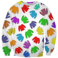 Winter Christmas Sweaters Sweatshirt $59.95