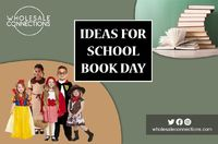 Get School Book Day costumes for your kids at a discount and the highest quality from our trusted Online Wholesale Store. http://wholesaleconnections-uk.blogspot.com/2018/06/ideas-for-school-book-day.html